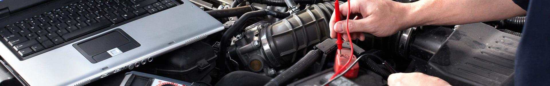 диагностика дизельных двигателей в СПб